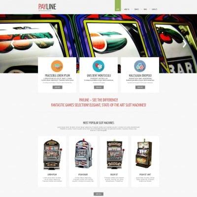 Casino newsletter templates
