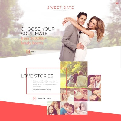template monster dating site It was developed by templatemonster, and can be found in their official  know  that it is best suited for fashion, sports, and dating websites.