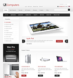 Computers ZenCart  Template 40112