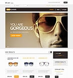 Fashion osCommerce  Template 40136