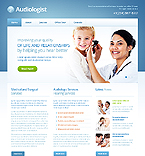 Medical Website  Template 40166