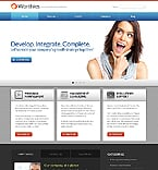 Website  Template 40173
