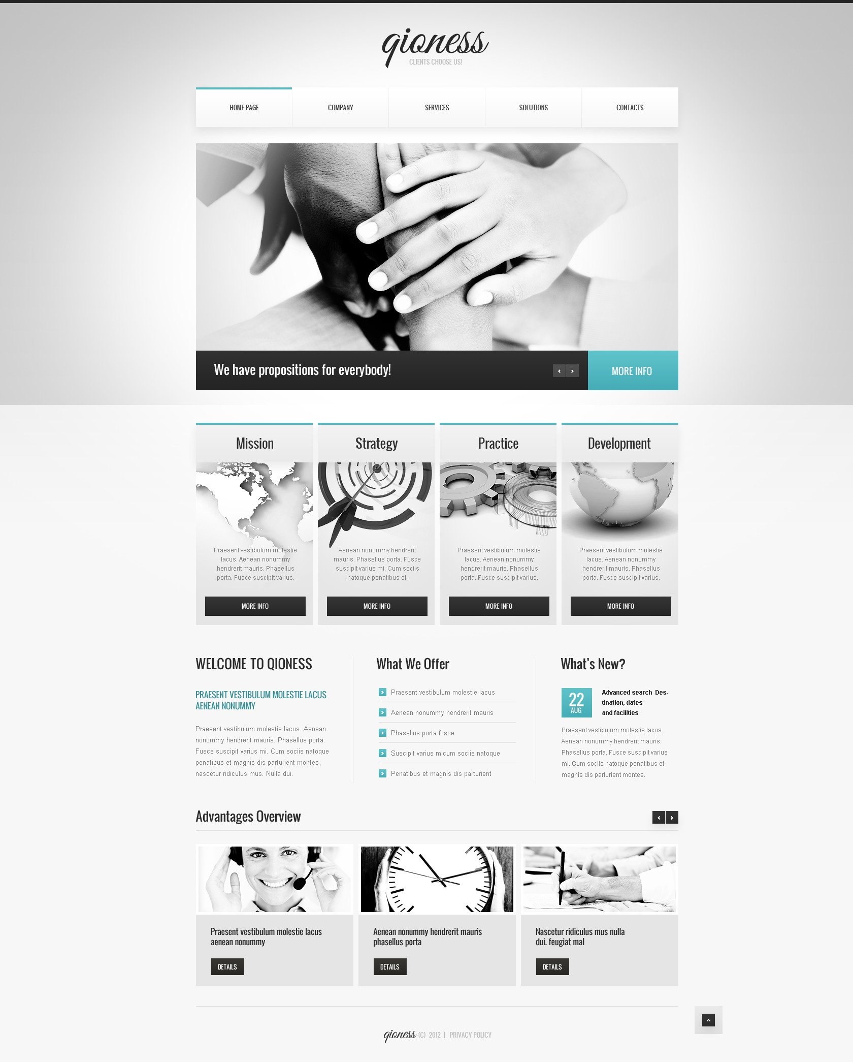 business development website template 40211 by wt website templates. Black Bedroom Furniture Sets. Home Design Ideas