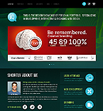 Web design Website  Template 40212