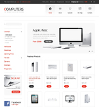 Computers OpenCart  Template 40219