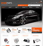 Cars OpenCart  Template 40220