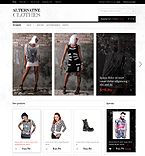 Fashion OpenCart  Template 40225