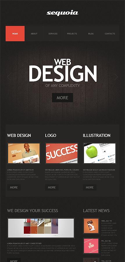 Joomla Theme/Template 40237 Main Page Screenshot