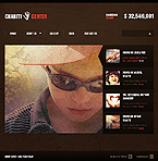 Charity Drupal  Template 40249
