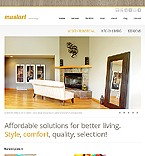 Furniture Drupal  Template 40250