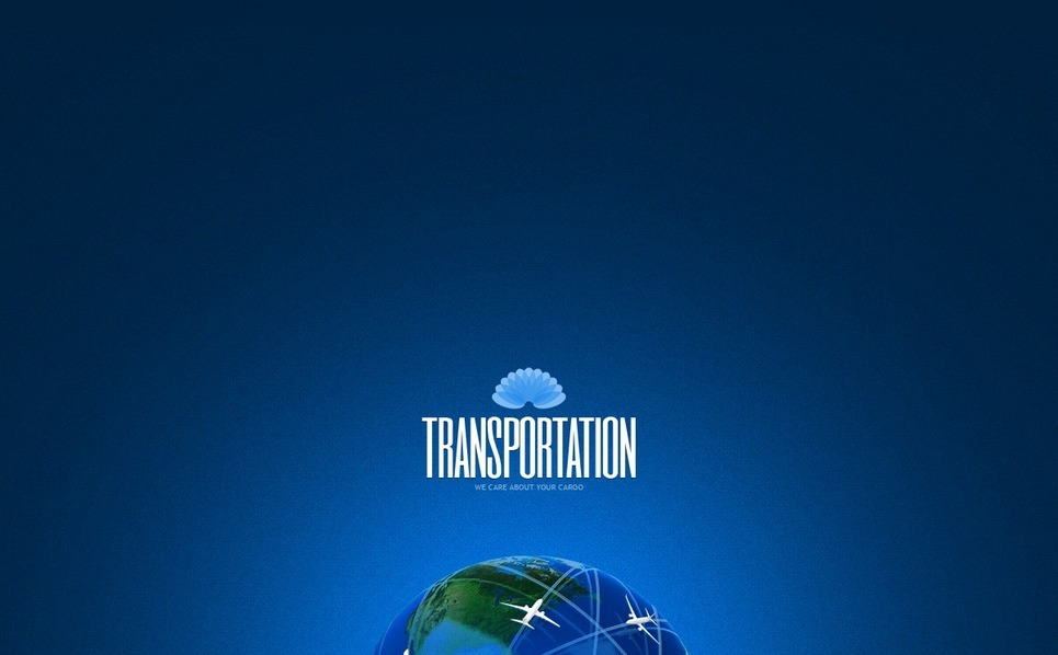 Website template over Vervoer New Screenshots BIG