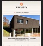 Architecture Facebook  Template 40288