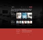 Furniture Website  Template 40315