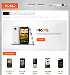 Electronics PrestaShop Template 40336