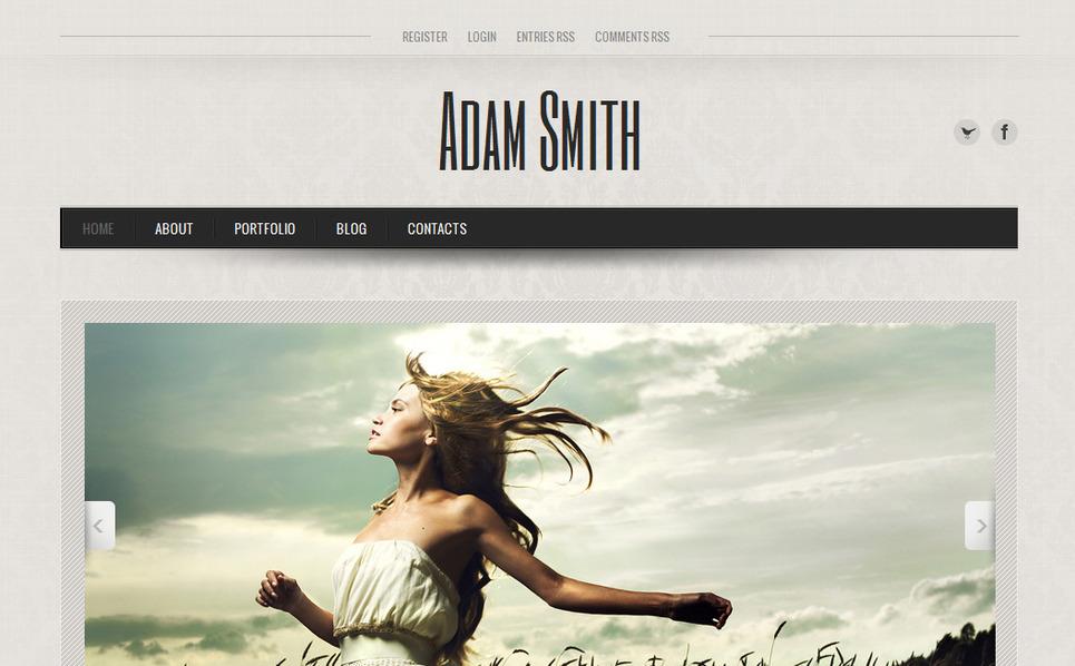 Moto CMS HTML Template over Fotograaf Portfolio New Screenshots BIG