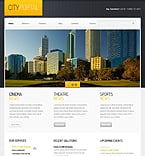 Society and Culture Joomla  Template 40402