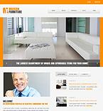 Furniture Joomla  Template 40404