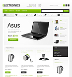 Electronics PrestaShop Template 40410