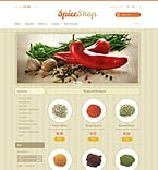 Food & Drink PrestaShop Template 40411