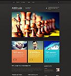 Website  Template 40454