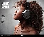 Art & Photography Moto CMS HTML  Template 40470