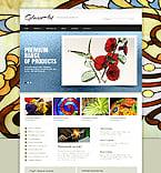 Art & Photography Website  Template 40473