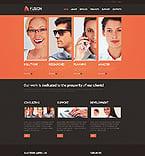 Website  Template 40478