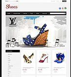 Fashion VirtueMart  Template 40481