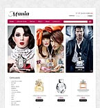 Beauty VirtueMart  Template 40483