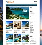 Travel VirtueMart  Template 40484