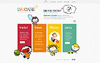 Website  Template 40489