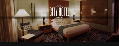 Hotels Шаблон сайту