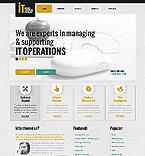 Website  Template 40505