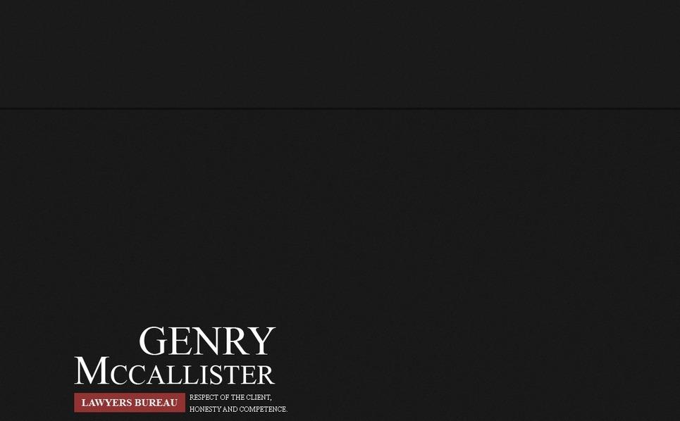 Šablona webových stránek Právník New Screenshots BIG
