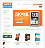 Books OpenCart  Template 40517