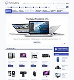Computers ZenCart  Template 40546
