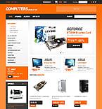 Computers PrestaShop Template 40560