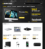 Computers OpenCart  Template 40565