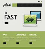 Web Hosting Joomla  Template 40577