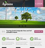 Agriculture Facebook  Template 40583