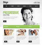Website  Template 40594