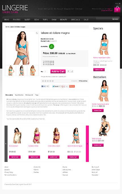 ADOBE Photoshop Template 40616 Home Page Screenshot
