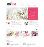 Wedding Website  Template 40649