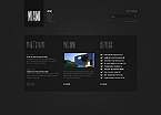 Real Estate Website  Template 40658