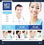 Medical Moto CMS HTML  Template 40691