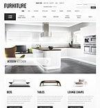 Furniture osCommerce  Template 40697