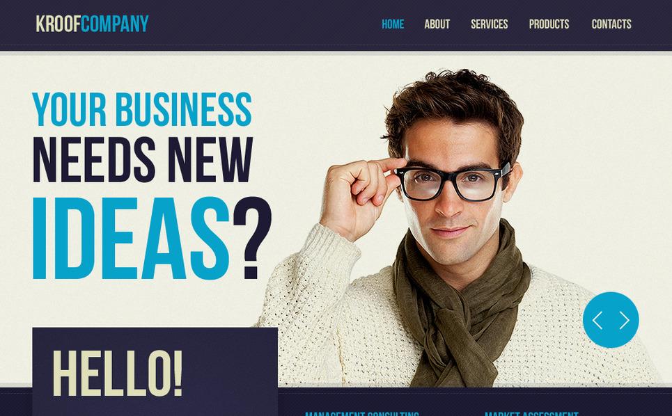 Business Moto CMS HTML Template New Screenshots BIG