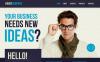 Modèle Moto CMS HTML  pour site d'affaires et de services New Screenshots BIG