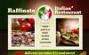 Hemsidemall för  italiensk restaurang New Screenshots BIG