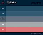 Politics Website  Template 40710